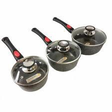Sets De Casseroles Et Poeles Cuisine En Aluminium Induction Pour