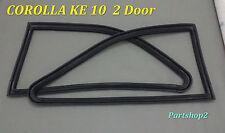 REAR Quarter weatherstrip Seal 1/4 TOYOTA COROLLA  KE10 2 DOOR MODEL  LH&RH