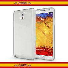 Funda Silicona de Gel TPU Thin para Samsung Galaxy Note 4 N910 Transparente