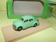 RENAULT 4CV BERLINE 1954 Vert ELIGOR 1106