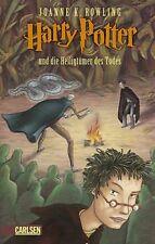 Harry Potter und die Heiligtümer des Todes (Band 7) von ... | Buch | Zustand gut