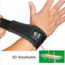 IRUFA 3D Breathable Patented Fabric TFCC Wrist Brace Wrap Support Strap band