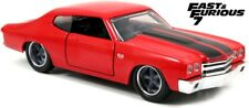 JADA 97380 - 1/32 1970 CHEVROLET CHEVELLE FAST AND FURIOUS 7 RED