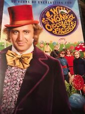 Willy Wonka and the Chocolate Factory (FULL SCREEN) BRAND NEW SEALED