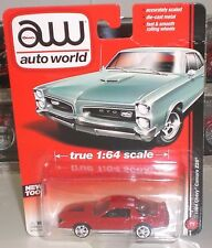 AW AUTO WORLD US CHEVY CHEVROLET CAMARO Z28 DIECAST METAL ECHELLE 1:64 NEW OVP