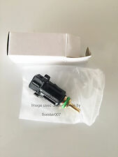 New Engine Coolant Temperature Fan Sensor Aux Switch in Radiator Hose for BMW