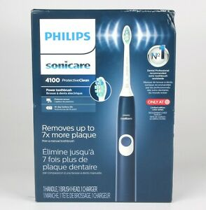 *Philips Sonicare 4100 Protective Clean Rechargeable Electric Toothbrush HX6811