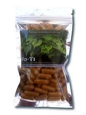 FO TI  HE SHOU WU ( 12:1 Equivalent to 6,000mg ), Vegetarian Capsules