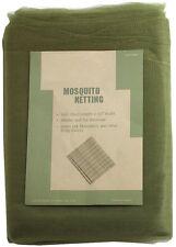 Olive Drab Genuine GI Military Mosquito Netting 20 Yards x 5 Feet