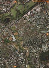 BOW E3 E9 E2 E1.Victoria Park Mile End Park Tower Hamlets Cemetery Park 2000 map