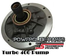 TSI Turbo 400 TH-400 T-400 NEW Aluminum Front Performance Oil Pump