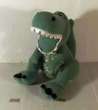 "8"" FISHER PRICE REX DINOSAUR SOFT TOY STORY"
