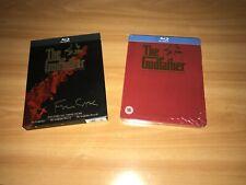 The Godfather Trilogy Coppola Restoration Blu-Ray UK Release+Accessories