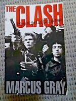 The CLASH-Return of the Last Gang in Town-by Marcus Gray-PB