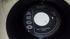 THE MONOTONES You Never Love Me / Book Of Love ARGO 5290 ROCKER 45 7""
