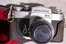 FILM CAMERA - MIRANDA EE-2 WITH 50mm LENS