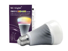 MiLight 2.4G DMX512 8W LED Leuchtmittel RGB+CCT E27 2700-6500K 500-550LM
