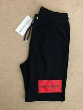 CALVIN KLEIN Patch Logo Cotton Shorts S M L XL XXL