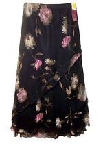 Marks and Spencer Plus Size Full Length Skirt for Women