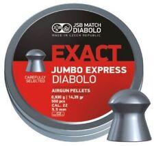 Piombini JSB Exact Jumbo Express Diabolo Cal. 5 52 500pz (jb-jexp552)