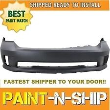 NEW fits 2013 2014 2015 Dodge Ram 1500 w/ Fog w/o Sensor Front Bumper Painted
