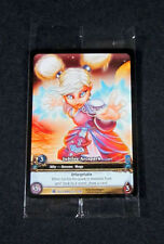 (1) World of Warcraft WoW TCG Jubilee Arcspark Fires Outland Promo Extended Art