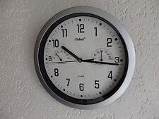 Moderne Wanduhr mit Hygrometer und Thermometer Uhr Sonderpreis zur Einführung