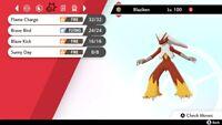 Pokemon Sword And Shield 60 Custom Shiny Pokemon! Blaziken, and Any other!