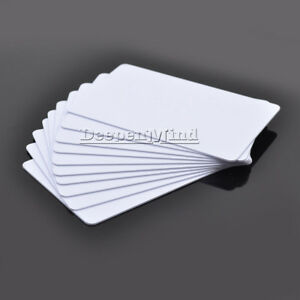 2/5/10/50/100PCS NFC Smart Card Tag1k S50 13.56MHz IC Read Write RFID IC Arduino