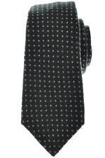 Kiton Napoli 7 Fold Tie Wool 58 1/2 x 3 1/2 Green Geometric 01TI0986 $395