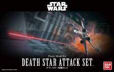 Bandai Star Wars Death Star Attack Set 1/144 Scale Building Kit USA Seller