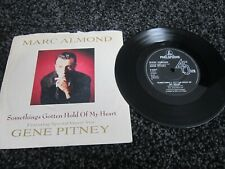 """7"""" record,Marc Almond ,Gene Pitney ,something's gotten hold of my heart ,1988"""