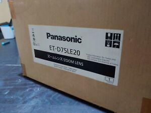 Panasonic ET-D75LE20 Projector Lens