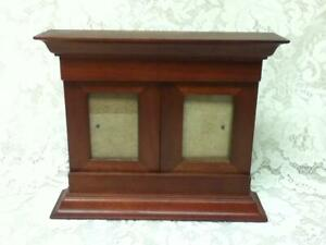 Unusual Wooden Picture Frame 10in x5in x 2.5in
