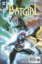 BATGIRL NEW 52 #8 (2011) Back Issue (S)