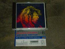 Robert Plant Manic Nirvana Japan CD First Press