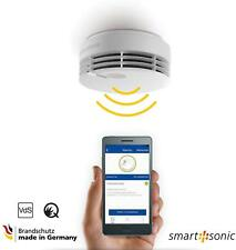 Rauchwarnmelder Genius Plus von Hekatron mit smart - sonic