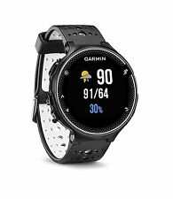 Garmin Forerunner 230 GPS Running Watch  Black/White Great Features Top Value