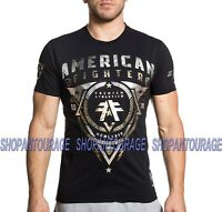 AMERICAN FIGHTER Maryland FM6581 Men`s New Black T-shirt By Affliction