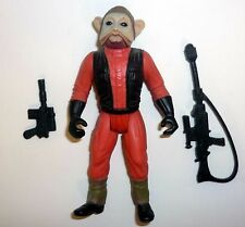STAR WARS NIEN NUNB Power of the Force Action Figure POTF COMPLETE C9+ 1997