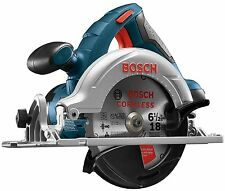 Bosch CCS180B 18 Volt Cordless 6-1/2 Circular Saw Lithium-Ion New