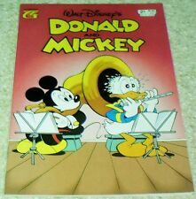 Walt Disney's Mickey and Donald 21, NM- (9.2)
