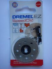 Dremel SpeedClic diamant coupe roue SC545 Dremel ez speedclic 2615s545jb
