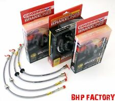 GOODRIDGE BRAIDED BRAKE HOSES LINES VW GOLF MK2 Rr G4 CONVERSION Z1811