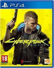 CYBERPUNK 2077 DAY ONE D1 EDITION PS4 GIOCO PLAY STATION 4 ITALIANO SIGILLATO