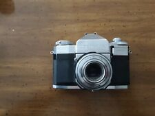 Carl Zeiss IKON CONTAFLEX VINTAGE 35mm Camera 45mm f/1:2.8 Tessar Lens