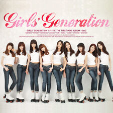 SNSD GIRLS' GENERATION [GEE] 1st Mini Album CD+Photobook K-POP SEALED
