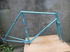 PEUGEOT PS10 REYNOLDS 531 VINTAGE CADRE VELO COURSE ROAD RACING BICYCLE FRAME 54