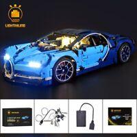 Led Light Kit For LEGO 42083 Bugatti Chiron Technic Series Chiron lighting kit