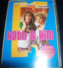 Kath & Kim Episodes 1 to 8 Season / Series One 1 (Australia Region 4) DVD – New